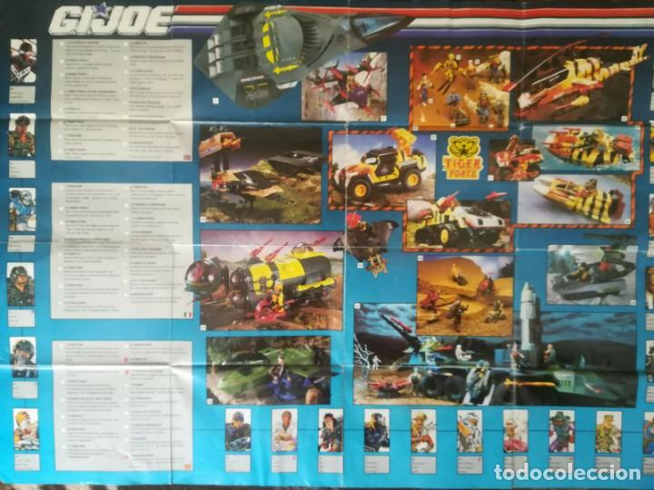 Figuras y Muñecos Gi Joe: Catalogo General Gijoe Figuras Vehículos 1991 Exclusivo Europa Incluye Tiger Force GI JOE - Foto 2 - 157836898