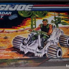 Figuras y Muñecos Gi Joe: NAVE GI JOE, GIJOE, RADAR RAT. Lote 160586670