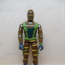 Figuras y Muñecos Gi Joe: GIJOE ROADBLOCK V3 TIGER FORCE 1988 HASBRO. Lote 162770234
