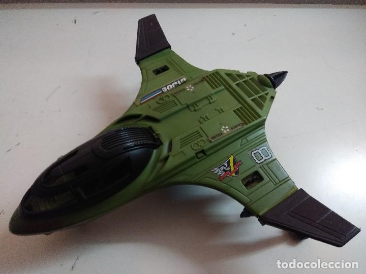 NAVE MUDSLINGEN GI-JOE/TIGER FORCE HASBRO. (Juguetes - Figuras de Acción - GI Joe)