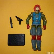 Figuras e Bonecos GI Joe: FIGURA GIJOE RELÁMPAGO / FAST DRAW V1 S6 1987. CON ARMAS + BASE. GI JOE G.I. JOE. Lote 164827749