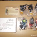 Figuras y Muñecos Gi Joe: GI JOE COBRA TROOP BUILDER B.A.T. 6-PACK V4 2003 GIJOE EXCLUSIVO. Lote 164982782