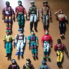 Figuras y Muñecos Gi Joe: LOTE ANTIGUAS FIGURAS THE CORPS GI JOE GIJOE LANARD 1986. Lote 166162262