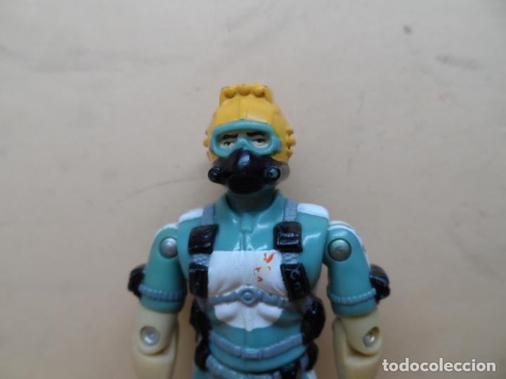 Figuras y Muñecos Gi Joe: GIJOE WET SUIT V1 (SKUBA) 1986 HASBRO - Foto 2 - 166601522