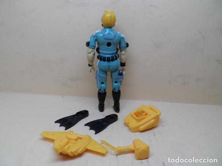Figuras y Muñecos Gi Joe: GIJOE WET SUIT V1 (SKUBA) 1986 HASBRO - Foto 3 - 166601522