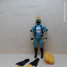 Figuras y Muñecos Gi Joe: GIJOE WET SUIT V1 (SKUBA) 1986 HASBRO. Lote 166601522
