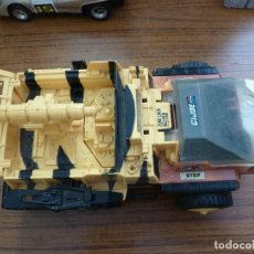 Figuras y Muñecos Gi Joe: VEHICULO GI JOE TIGER CAT TIGER FORCE HASBRO BRADLEY 1985. Lote 167155792