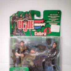 Figuras y Muñecos Gi Joe: GIJOE , GI JOE COBRA. Lote 167663088