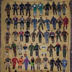 Figuras y Muñecos Gi Joe: EXTRAORDINARIO LOTE DE 57 FIGURAS DE ACCION GI-JOE Y OTROS MODELOS. Lote 168769556