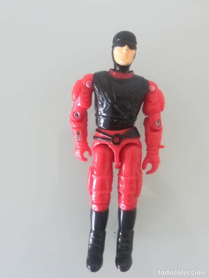 GI JOE - COBRA WILD BOARD (V1) 1989 HASBRO. RAZORBACK DRIVER RARO (Juguetes - Figuras de Acción - GI Joe)