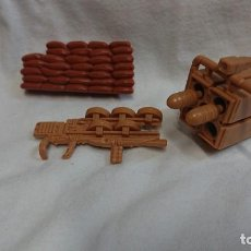 Figuras y Muñecos Gi Joe: GI JOE GIJOE COMPLEMENTO LOTE DE ARMAS DE MUÑECO GI JOE. Lote 171196372