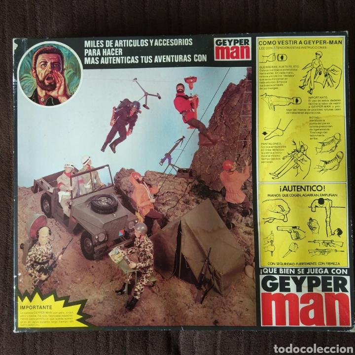 Figuras y Muñecos Gi Joe: Geyperman Básico Diablos Rojos - Foto 6 - 171346918