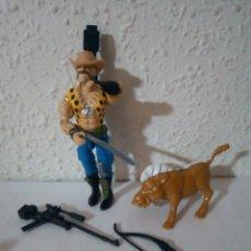 Figuras y Muñecos Gi Joe: GI JOE JABATO HASBRO COMPLETO. Lote 172388023