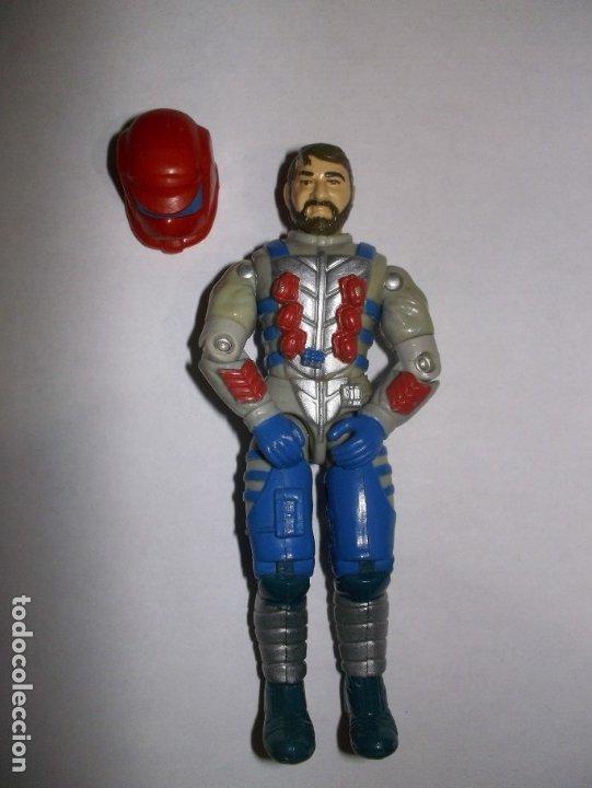 Figuras y Muñecos Gi Joe: GI JOE OZONE V3 1991 GIJOE VINTAGE - Foto 3 - 175075282