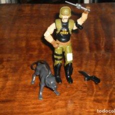 Figuras y Muñecos Gi Joe: FIGURA GIJOE -REBUFO BACKBLAST AÑO 1989 G.I. JOE - HASBRO. Lote 176104667