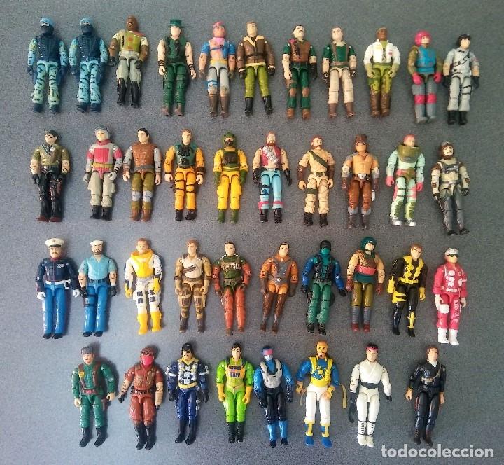 Figuras y Muñecos Gi Joe: Lote Gi joes - Foto 2 - 178288293
