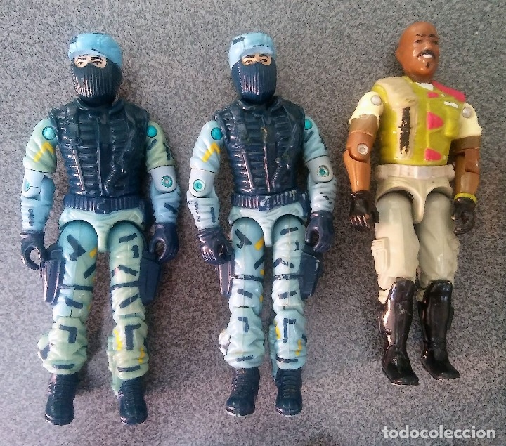 Figuras y Muñecos Gi Joe: Lote Gi joes - Foto 3 - 178288293