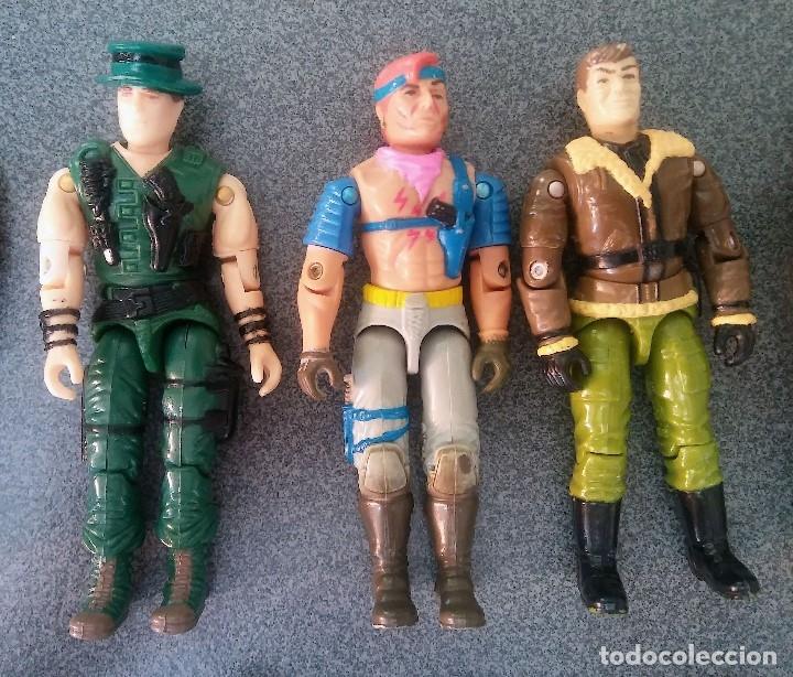 Figuras y Muñecos Gi Joe: Lote Gi joes - Foto 4 - 178288293