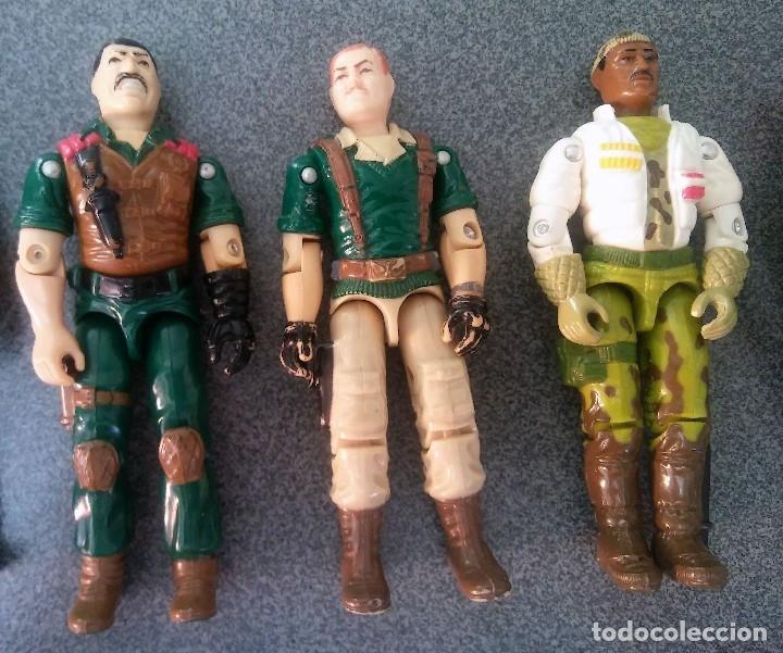 Figuras y Muñecos Gi Joe: Lote Gi joes - Foto 5 - 178288293