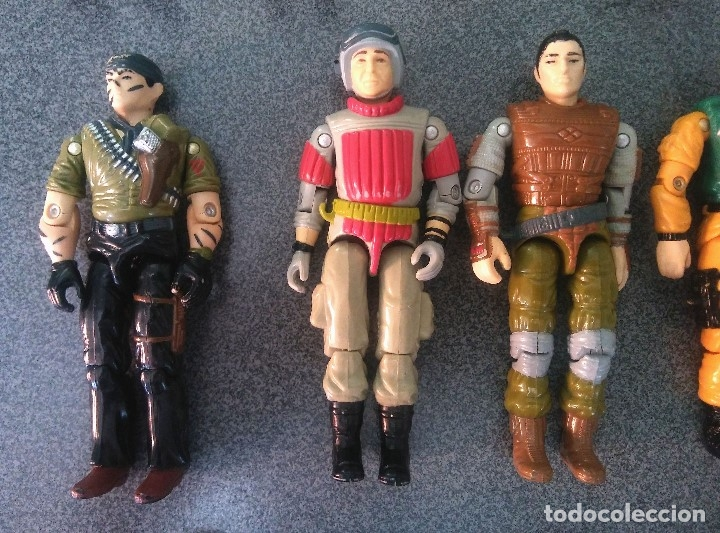 Figuras y Muñecos Gi Joe: Lote Gi joes - Foto 7 - 178288293