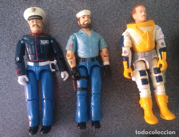 Figuras y Muñecos Gi Joe: Lote Gi joes - Foto 11 - 178288293