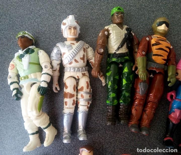 Figuras y Muñecos Gi Joe: Lote Gi joes - Foto 19 - 178288293
