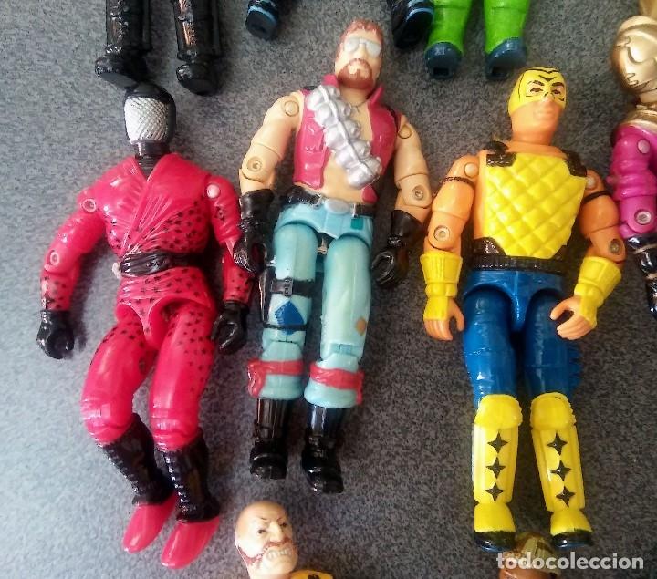 Figuras y Muñecos Gi Joe: Lote Gi joes - Foto 23 - 178288293