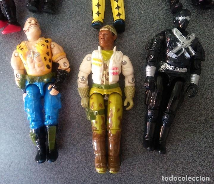 Figuras y Muñecos Gi Joe: Lote Gi joes - Foto 25 - 178288293