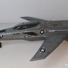 Figuras y Muñecos Gi Joe: GIJOE - GI JOE : ANTIGUO AVION CONQUEST X 30 AÑOS 80 1986. Lote 179946467