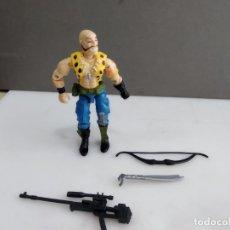 Figuras y Muñecos Gi Joe: ANTIGUO MUÑECO ARTICULADO GI JOE GNAWGAHYDE 1989. Lote 182978880