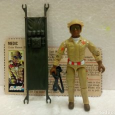 Figuras y Muñecos Gi Joe: GI JOE DOC V.1 DE 1983. MEDIC CON FILECARD EN INGLÉS USA.. Lote 183082037