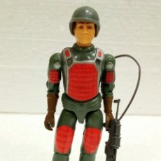 Figuras y Muñecos Gi Joe: GI JOE FLASH V.1 DE 1982. LASER RIFLE TROOPER (STRAIGHT-ARMED).. Lote 183208527