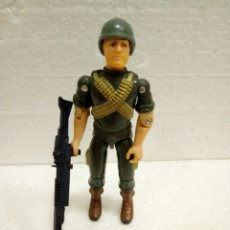Figuras y Muñecos Gi Joe: GI JOE ROCK 'N ROLL V.1.5 DE 1982/83. MACHINE GUNNER (STRAIGHT-ARMED).. Lote 183257636