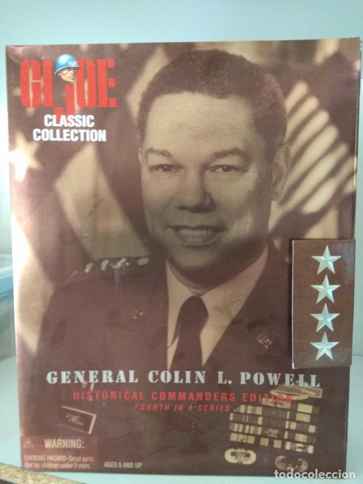 Figuras y Muñecos Gi Joe: General Colin L. Powell edición colecciosnista - Foto 2 - 183853647