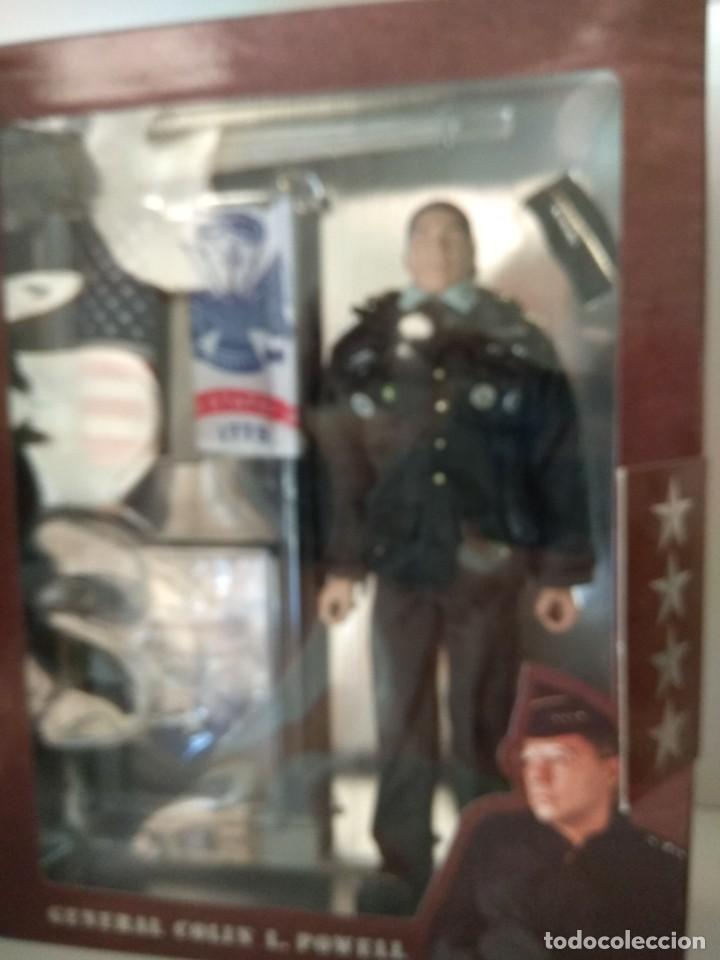 Figuras y Muñecos Gi Joe: General Colin L. Powell edición colecciosnista - Foto 5 - 183853647