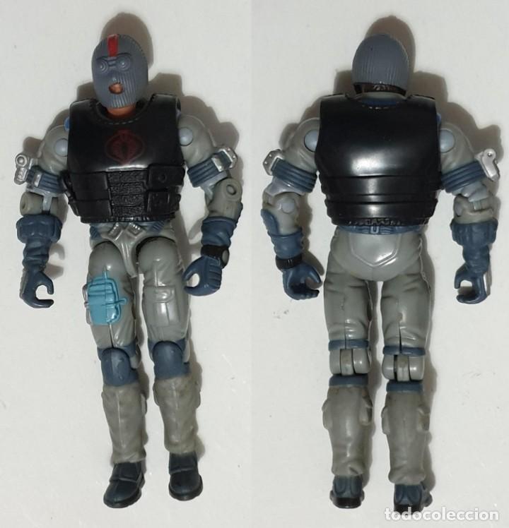 SGT. HACKER V1 - HASBRO 2003 - GIJOE G.I.JOE COBRA CUPRA - SPYTROOPS (Juguetes - Figuras de Acción - GI Joe)