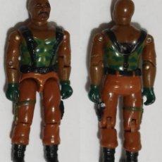 Figuras y Muñecos Gi Joe: ROADBLOCK V1 - HASBRO 1984 - GIJOE G.I.JOE COBRA CUPRA. Lote 185693273