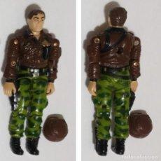 Figuras y Muñecos Gi Joe: HAWK V2 - HASBRO 1986 - GIJOE G.I.JOE COBRA CUPRA. Lote 185694658