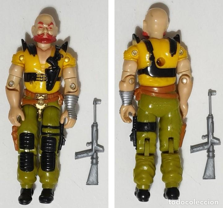 TAURUS / TORO V1 - HASBRO 1987 - GIJOE G.I.JOE COBRA CUPRA (Juguetes - Figuras de Acción - GI Joe)