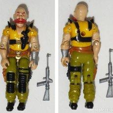Figuras y Muñecos Gi Joe: TAURUS / TORO V1 - HASBRO 1987 - GIJOE G.I.JOE COBRA CUPRA. Lote 185694878