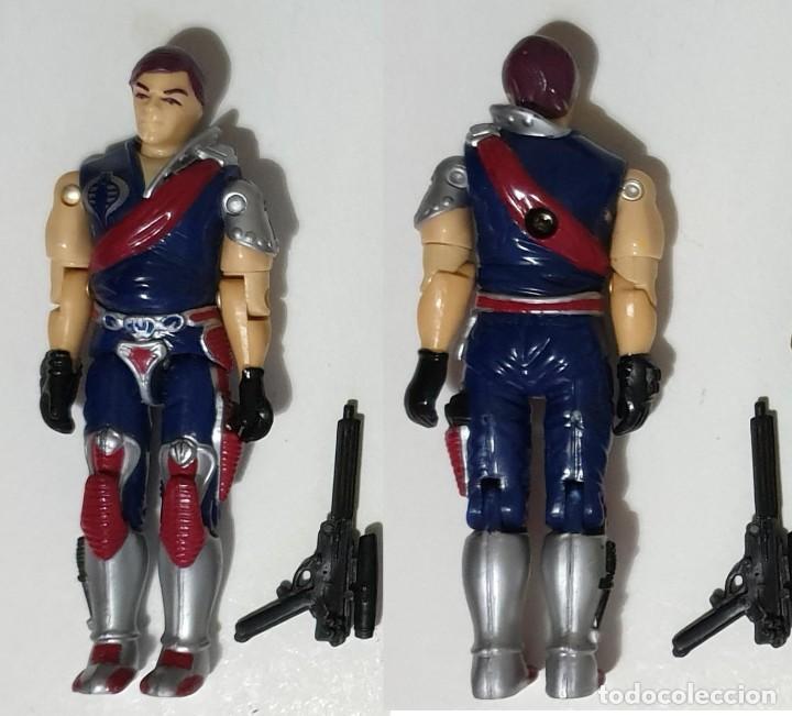 XAMOT V1 - HASBRO 1985 - GIJOE G.I.JOE COBRA CUPRA (Juguetes - Figuras de Acción - GI Joe)