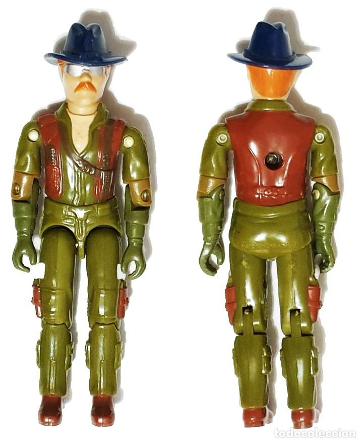 WILD BILL V1 - HASBRO 1983 - GIJOE G.I.JOE COBRA CUPRA (Juguetes - Figuras de Acción - GI Joe)