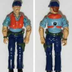 Figuras y Muñecos Gi Joe: CUTTER / CUCHILLA V1 - HASBRO 1984 - GIJOE G.I.JOE COBRA CUPRA. Lote 185697098