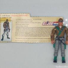 Figuras y Muñecos Gi Joe: FIGURAS GI JOE GENERAL TOMAHAWK (V2). Lote 185957066