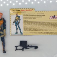 Figuras y Muñecos Gi Joe: FIGURAS GI JOE AGENT SCARLETT (V1). Lote 185957586