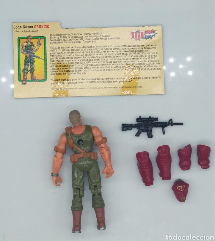 Figuras y Muñecos Gi Joe: Figuras Gi Joe Grund (v6) - Foto 2 - 185960215