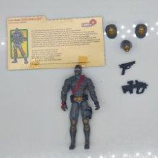 Figuras y Muñecos Gi Joe: FIGURAS GI JOE IRON GRENAIDERS (V3). Lote 185960446