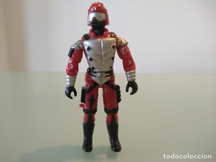☆ ☆ CRIMSON GUARD IMMORTAL (V1) 1991. COBRA ELITE TROOPER - GI JOE. (Juguetes - Figuras de Acción - GI Joe)