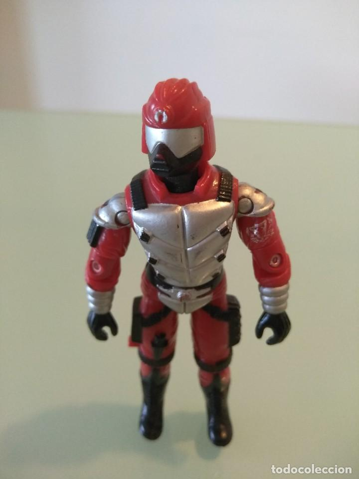 Figuras y Muñecos Gi Joe: ☆ ☆ CRIMSON GUARD IMMORTAL (v1) 1991. COBRA ELITE TROOPER - GI JOE. - Foto 3 - 186362936