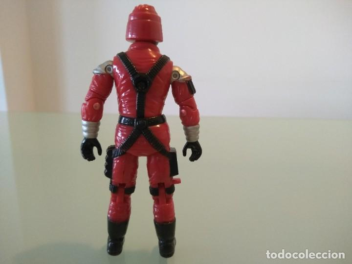 Figuras y Muñecos Gi Joe: ☆ ☆ CRIMSON GUARD IMMORTAL (v1) 1991. COBRA ELITE TROOPER - GI JOE. - Foto 5 - 186362936